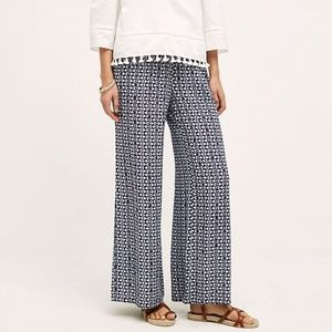 Anthropologie Hei Hei Santa Clara Wide Leg Pants